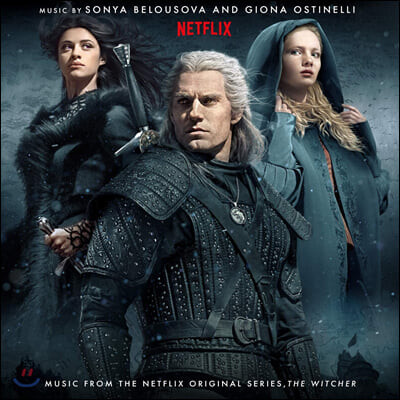 더 위쳐 드라마 음악 (The Witcher Music From The Netflix Original Series)