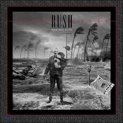 Rush (러쉬) - 7집 Permanent Waves (40th Anniversary) [3LP+2CD Box Set]