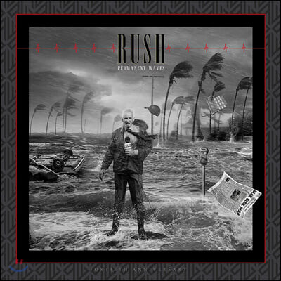 Rush (러쉬) - 7집 Permanent Waves (40th Anniversary)