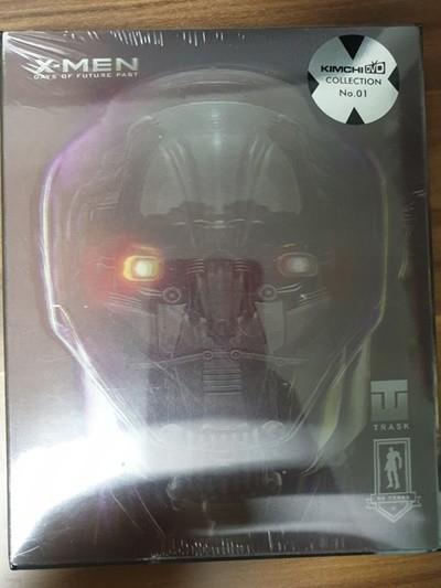 김치DVD  엑스맨 데이즈 오브 퓨처 패스트 렌티큘러 스틸북 한정판