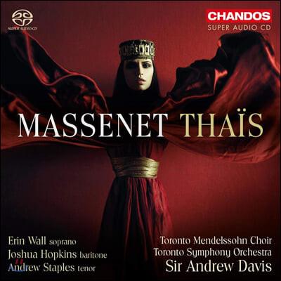Andrew Davis 마스네: 오페라 `타이스` (Massenet: Thais)