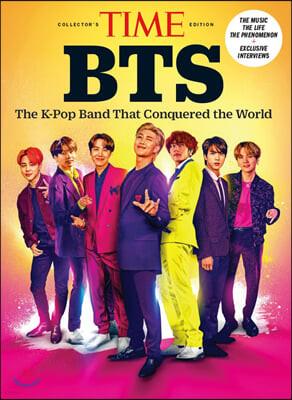 TIME BTS : 타임 스페셜판 컬렉터즈 에디션 : 방탄소년단 (독점 인터뷰 수록)