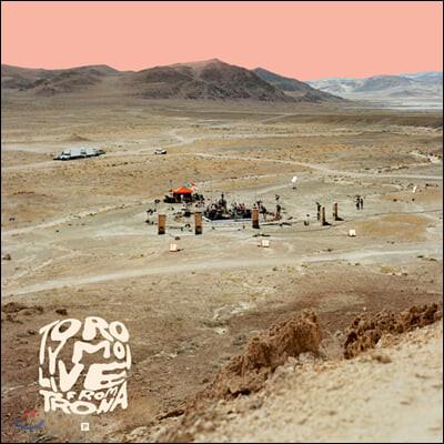 Toro Y Moi (토로 이 므와) - Live from Trona [2LP]