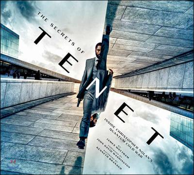 The Secrets of Tenet: Inside Christopher Nolan's Quantum Cold War 크리스토퍼 놀란 영화 테넷 공식 컨셉 아트북