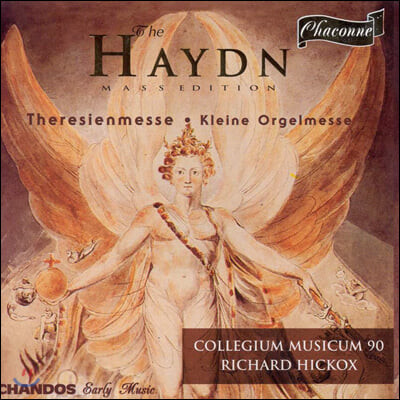 Richard Hickox 하이든: 테레지아 미사, 작은 오르간 미사 (Haydn: Theresienmesse, Kleine Orgelmesse)