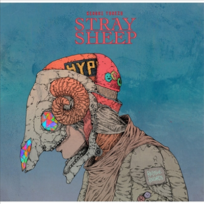 Yonezu Kenshi (요네즈 켄시) - Stray Sheep (CD+Blu-ray+Art Book) (초회한정반)