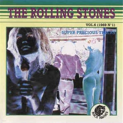 [수입] Rolling Stones - Super Precious Tracks VOL.6