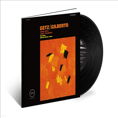 Stan Getz & Joao Gilberto - Getz/Gilberto (180g LP)