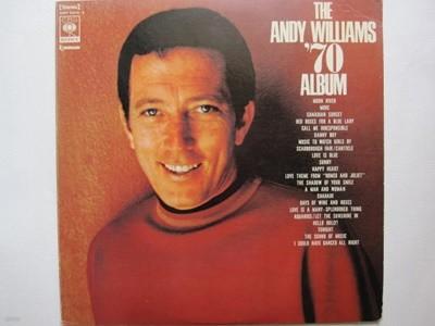 LP(수입) 앤디 윌리엄스 Andy Williams: The Andy Williams '70 Album(GF 2LP)