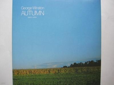 LP(수입) 조지 윈스턴 George Winston : Autumn