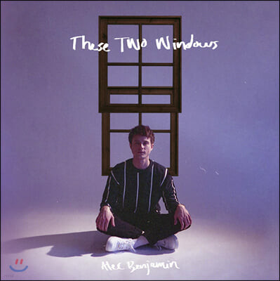 Alec Benjamin (알렉 벤자민) - 1집 These Two Windows [LP]