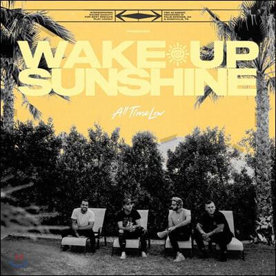 All Time Low (올 타임 로우) - Wake Up, Sunshine [LP]