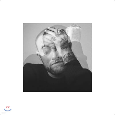 Mac Miller (맥 밀러) - 6집 Circles [투명 컬러 2LP]