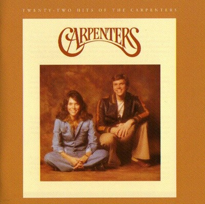 [수입]Carpenters ?? Twenty-Two Hits Of The Carpenters