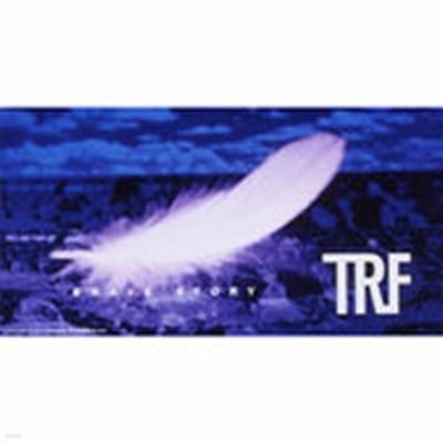 [중고] TRF (티알에프) / Brave Story (일본수입/Single/avdd20130)