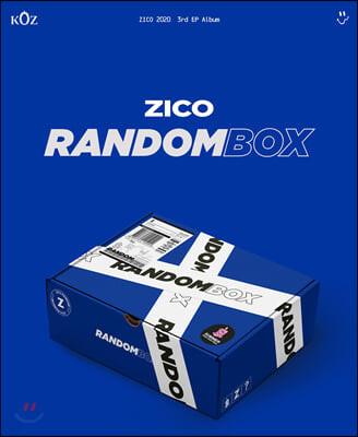 지코 (ZICO) - 미니앨범 3집 : RANDOM BOX