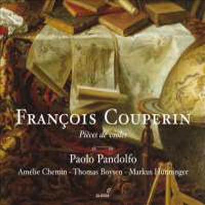 쿠프랭: 비올 작품집 Couperin: Pieces de Violes) - Paolo Pandolfo