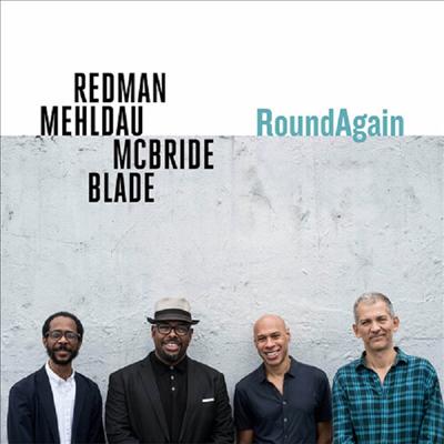 Joshua Redman/Brad Mehldau/Christian McBride/Brian Blade - Round Again (LP)