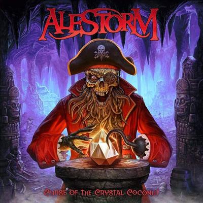 Alestorm - Curse Of The Crystal Coconut (Gatefold)(LP)