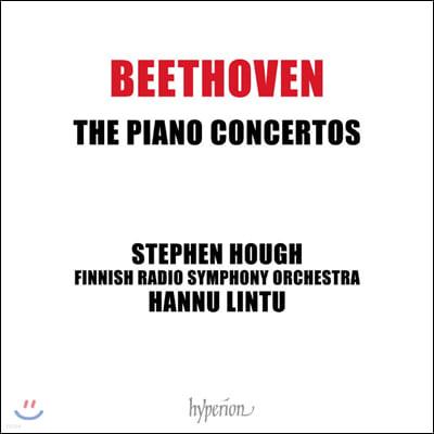 Stephen Hough 베토벤: 피아노 협주곡 전곡 - 스티븐 허프 (Beethoven: The Piano Concertos)