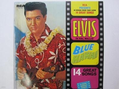 LP(수입) 엘비스 프레슬리 Elvis Presley : Blue Hawaii