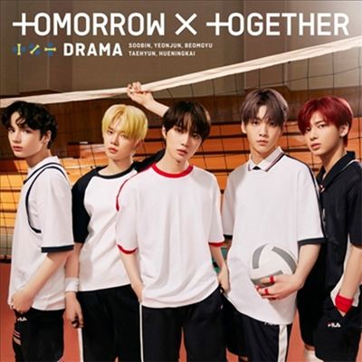 투모로우바이투게더 (TXT) - Drama (CD+DVD) (초회한정반 A)