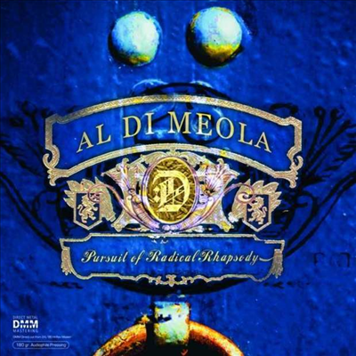 Al Di Meola - Pursuit Of Radical Rhapsody (Gatefold)(180G)(2LP)