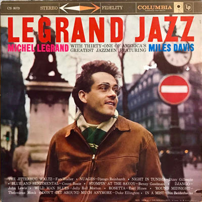 Michel Legrand - Legrand Jazz (180G)(LP)