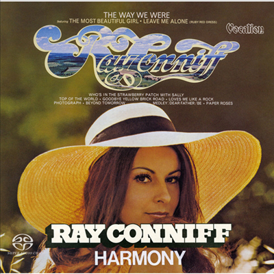 Ray Conniff - Harmony & The Way We Were (Original Analog Remastered) (SACD Hybrid)