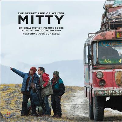 월터의 상상은 현실이 된다 - 오리지널 스코어 영화음악 (The Secret Life Of Walter Mitty OST) [레드 컬러 LP]