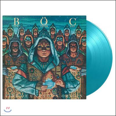 Blue Oyster Cult (블루 오이스터 컬트) - Fire of Unknown Origin [터키옥색 컬러 LP]