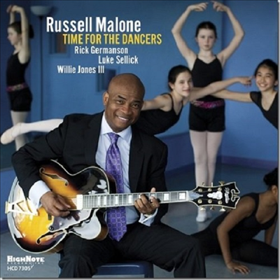 Russell Malone - Time For The Dancers (CD)