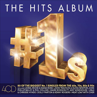 Various Artists - Hits Album: The Number 1's Album