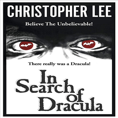 In Search Of Dracula (인 서치 오브 드라큘라) (1975)(지역코드1)(한글무자막)(DVD)