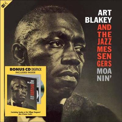 Art Blakey & The Jazz Messengers - Moanin' (Ltd. Ed)(180G)(LP+CD)