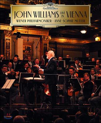 존 윌리엄스 인 비엔나 (John Williams in Vienna) [CD+Blu-ray]