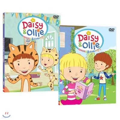 데이지와 올리에(Daisy and Ollie)시즌1+시즌2 12종세트(영한대본온라인제공)유아영어DVD 영어DVD