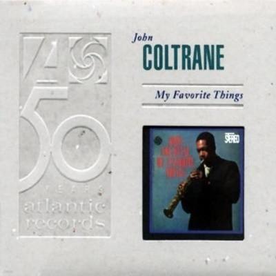 John Coltrane - My Favorite Things (엠보싱, 다이컷, 게이트폴드 커버/ US 수입)