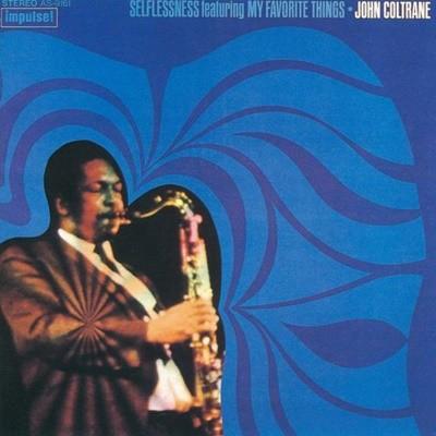 John Coltrane - Selflessness (Japan 수입)