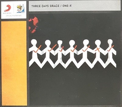 [수입] Three Days Grace - One-X [+1 Bonus Track]