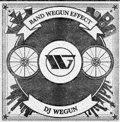 디제이 웨건 (DJ Wegun) - Band Wegun Effect 미개봉 LP