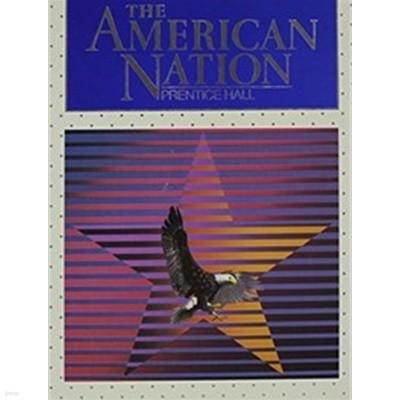 PRENTICE HALL THE AMERICAN NATION 하드커버