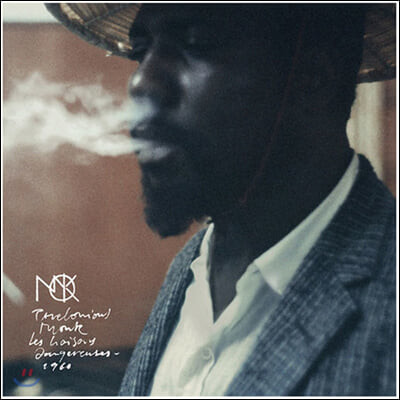 Thelonious Monk (텔로니어스 몽크) - Les Liaisons Dangereuses 1960 [LP]