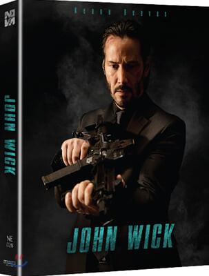 존윅 1 (1Disc 4K UHD 풀슬립 스틸북) : 블루레이