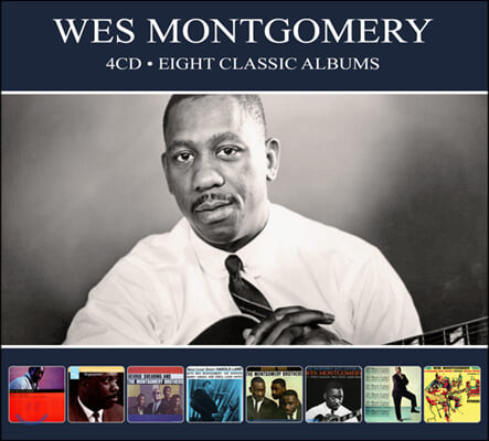 Wes Montgomery (웨스 몽고메리) - Eight Classic Albums