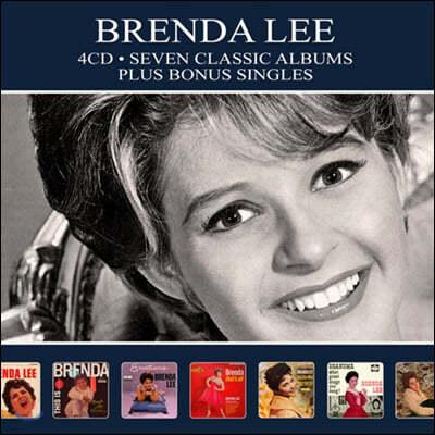 Brenda Lee (브렌다 리) - Seven Classic Albums + Bonus Singles