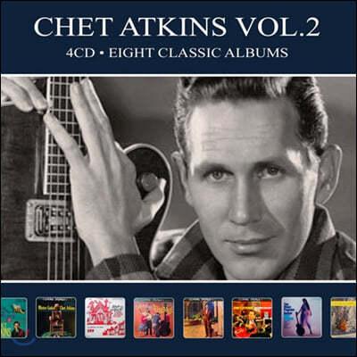 Chet Atkins (쳇 애킨스) - Vol.2: Eight Classic Albums