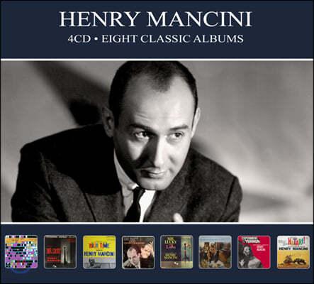 Henry Mancini (헨리 맨시니) - Eight Classic Albums