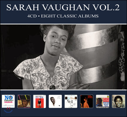 Sarah Vaughan (사라 본) - Vol.2: Eight Classic Albums