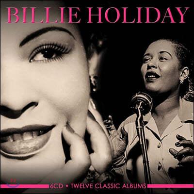 Billie Holiday (빌리 홀리데이) - Twelve Classic Albums